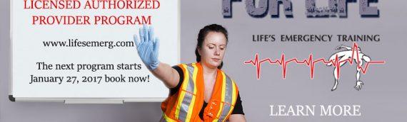 Website Design – Testimonial – Lifes Emergency Training
